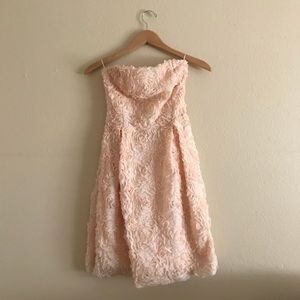 Zara Mini Dress with Flower Pattern